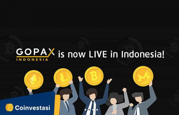 gopax layanan investasi aset digital