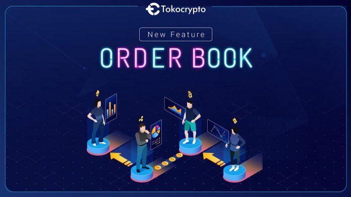 Tokocrypto Order Book