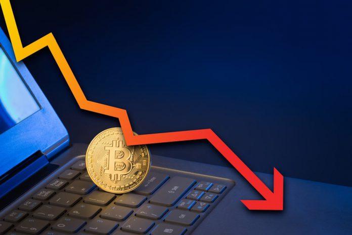 Harga Bitcoin Turun