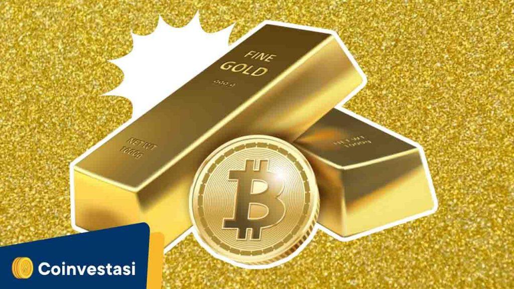investasi emas vs bitcoin