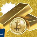 persamaan bitcoin dan emas