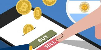 Rekor Perdagangan Bitcoin Argentina