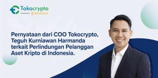 Perlindungan Pelanggan Aset Kripto di Indonesia