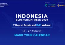 Indonesia Blockchain Week 2020
