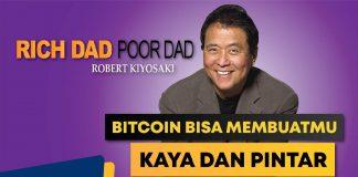Bitcoin bisa membuat investor lebih pintar dan lebih kaya.