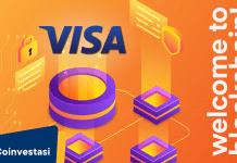 visa gunakan blockchain