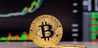 harga bitcoin melompat