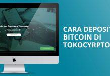 cara deposit bitcoin