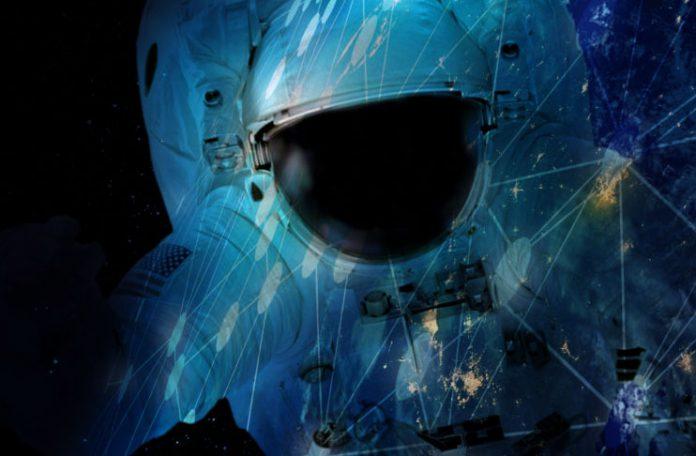 penjelajahan luar angkasa di danai blockchain