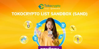 SANDBOX DI TOKOCRYPTO