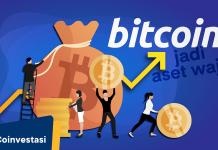 bitcoin jadi aset wajib