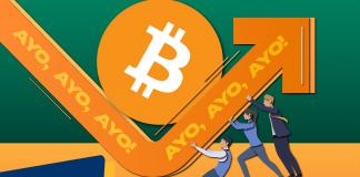 harga bitcoin naik bulan depan