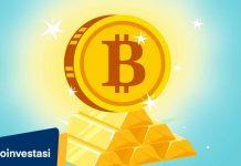 bitcoin dan emas