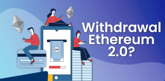 withdrawl ethereum 2.0