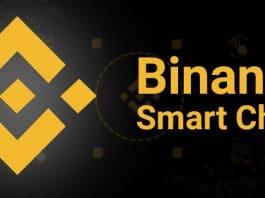 binance smart chain (BSC) dan token bep20
