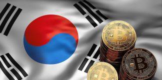 transaksi bitcoin di Korea Selatan