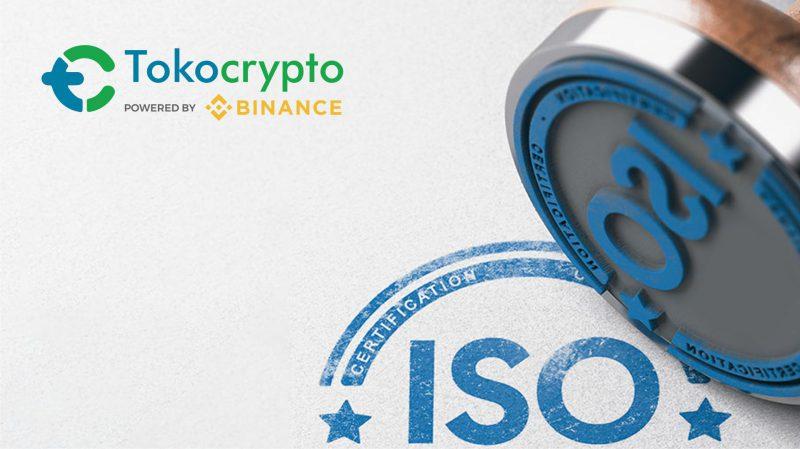 Tokocrypto, Pedagang Aset Kripto Pertama di Indonesia dengan Sertifikasi ISO 27017 - Tokocrypto News