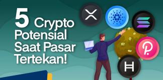 5 crypto potensial