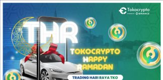 THR trading competition by Tokocrypto