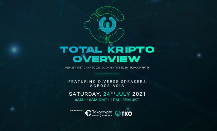Agresif Mengedukasi Masyarakat Terkait Aset Kripto, Tokocrypto Dorong Adopsi Blockchain di Indonesia dengan Menyelenggarakan TKO Summit 2021
