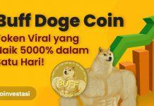 Mengenal Buff Doge Coin, Token Viral dengan Apresiasi 5000% dalam Sehari