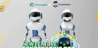 Kolaborasi Tokocrypto dan CryptoHero, Aplikasi Bot Crypto Untuk Mempermudah Trading Aset Kripto