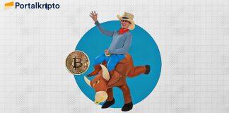 Selamat Datang di Bulan Bitcoin, Altcoin Minggir Dulu