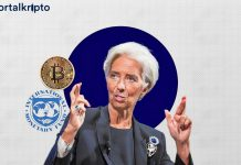 IMF Berencana Buat Aturan untuk Pasar Kripto