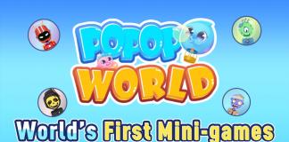 Tren Selanjutnya Untuk Game NFT: Popop World, Platform Mini Games Pertama